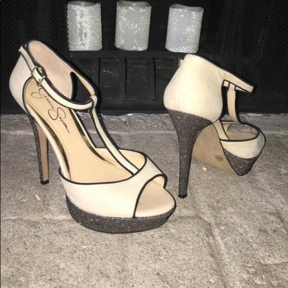 e1e218c48da7 Jessica Simpson Shoes - Jessica Simpson Bansi heels